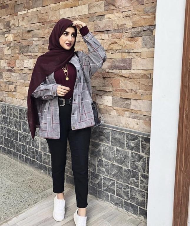 كولكشن ملابس محجبات لصيف 2021 أجدد صيحه