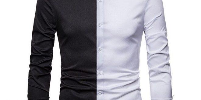 أجدد القمصان الرجالى على الموضة لصيحة سنة 2021