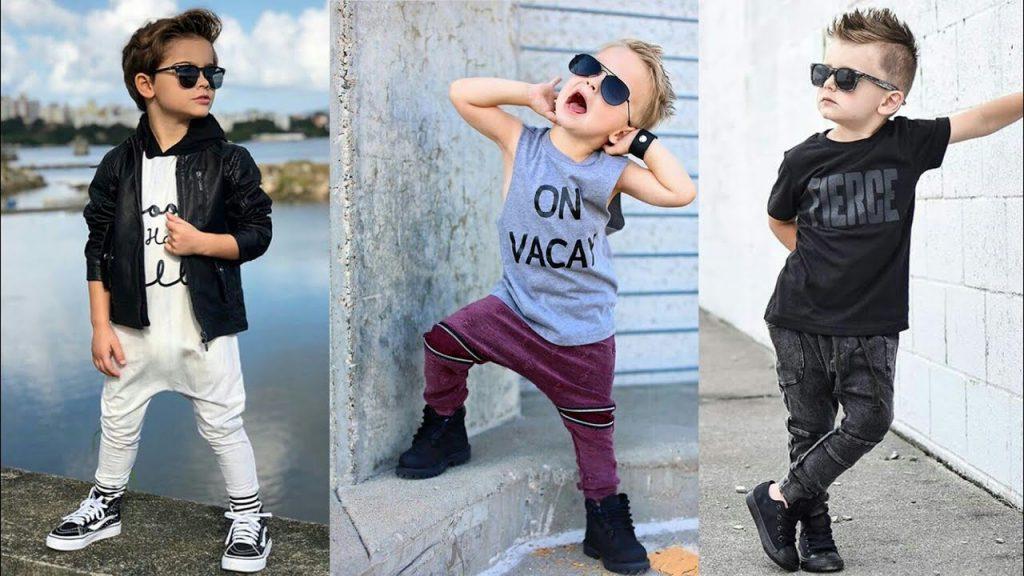 ملابس اطفال أولادى للعيد أحدث صيحة موضه 2021
